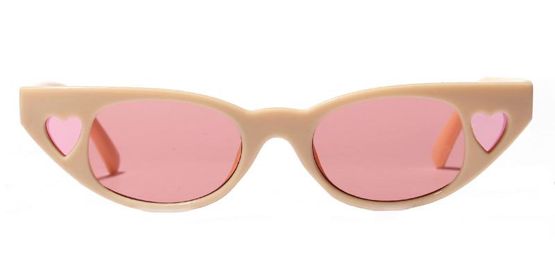 Marilyn Cat eye Pink Sunglasses