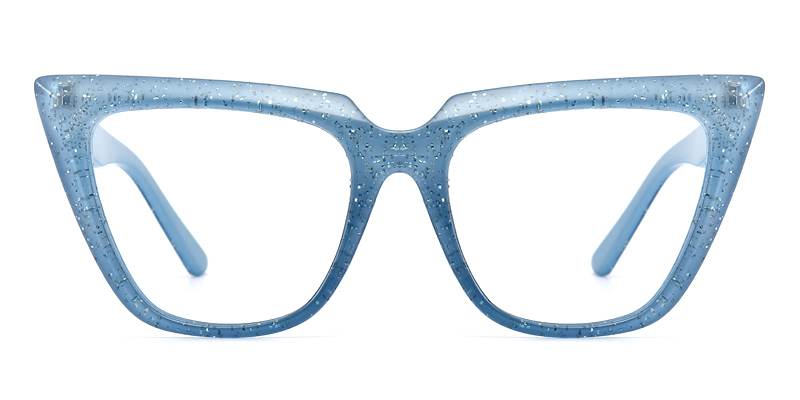 Joli Cateye Blue Frame