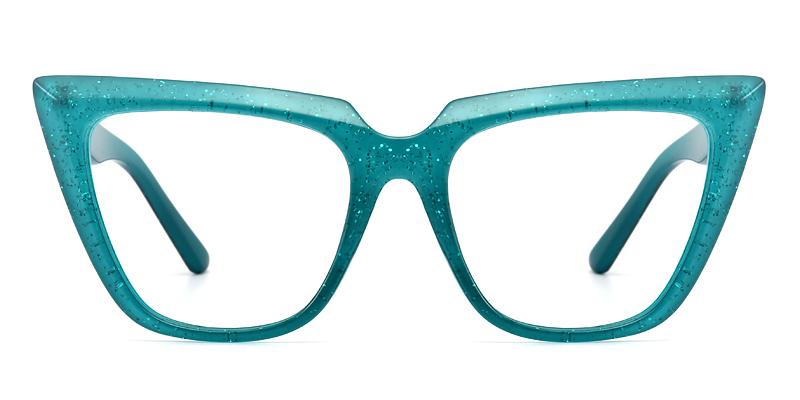 Joli Cateye Green Frame
