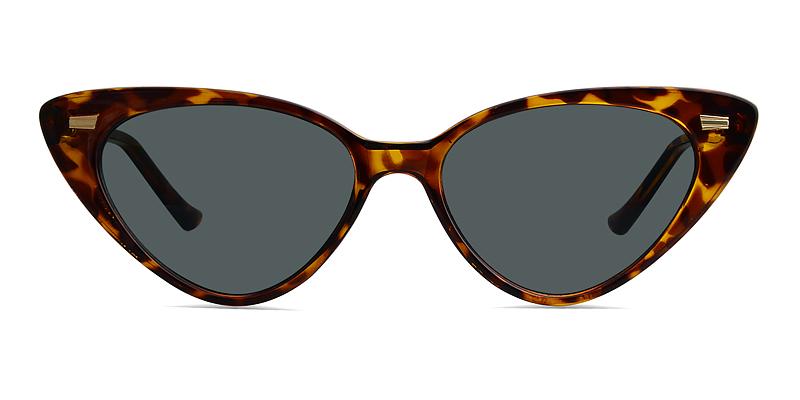 Valerie Cat Eye Tortoise Sunglasses