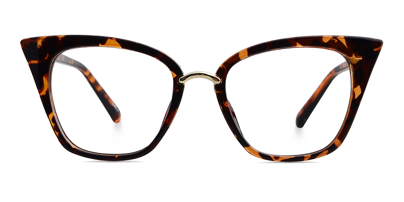 Achelous Cat Eye Tortoise Frame