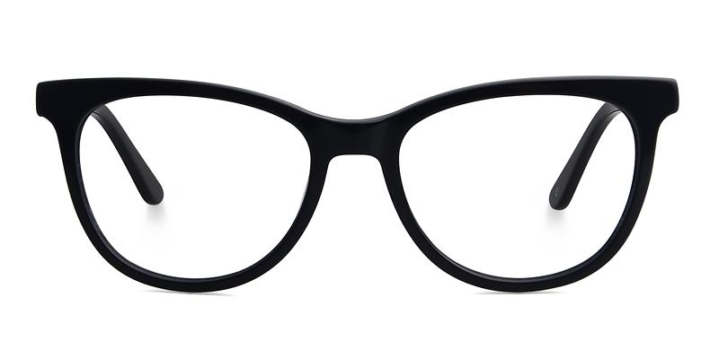 Apollo Cateye Black Frame