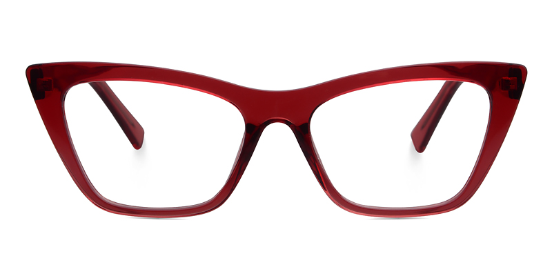 Kintine Cateye Red Frame
