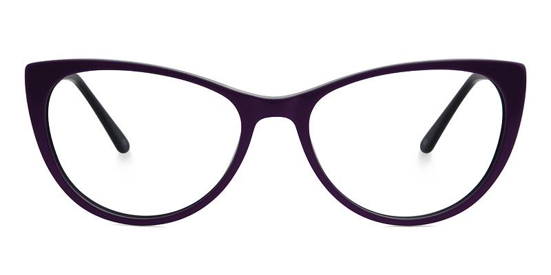 Shanika Cateye Black Frame