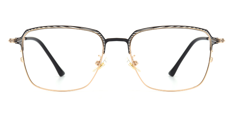 Dulce Square Gold Frame