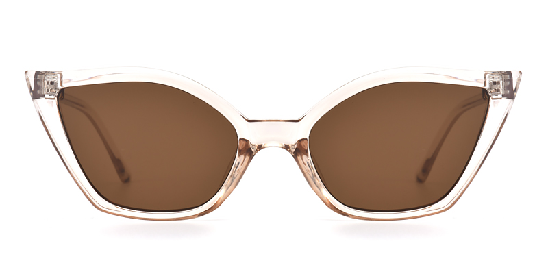Shevenna Cateye Crystal Sunglasses