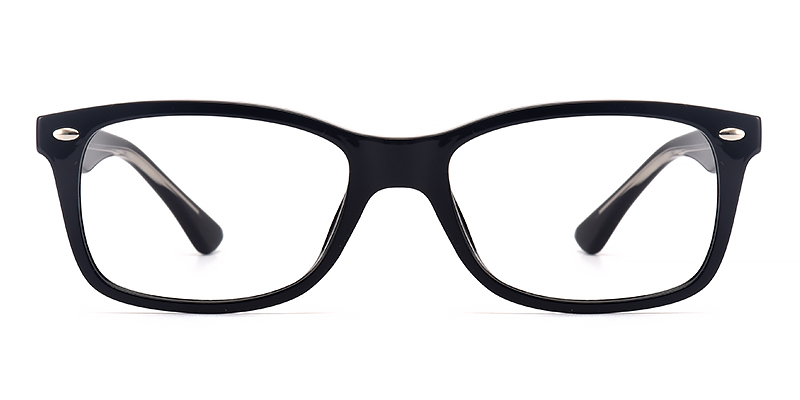 Stephane Rectangle Black Frame