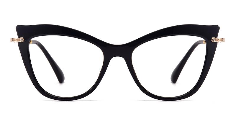 Aigner Cateye Black Frame