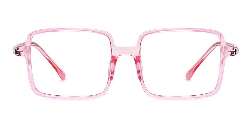 Damaris Square Pink Frame