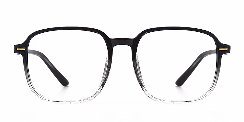 Tiffany Square Black Frame