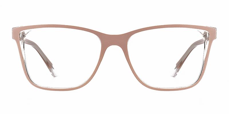 Nura Square Pink Frame