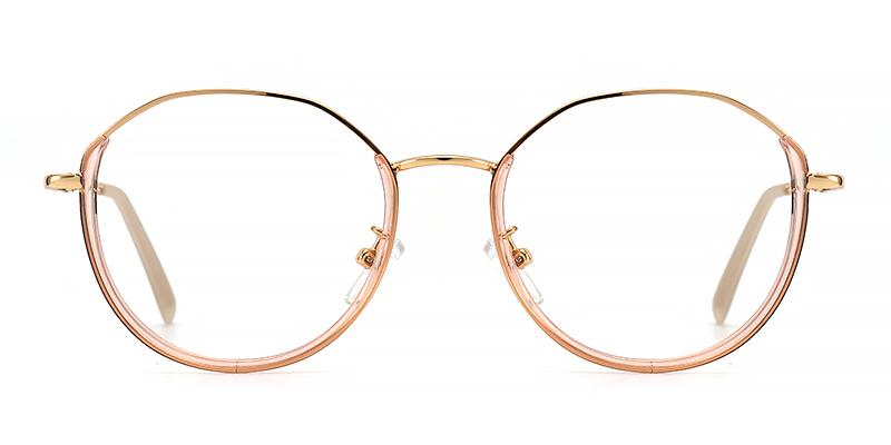 Chaunta geometric pink frame