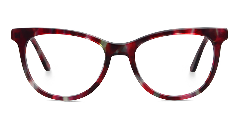 Apollo Cateye Red Frame