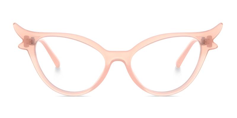 Reina Cateye Pink Frame