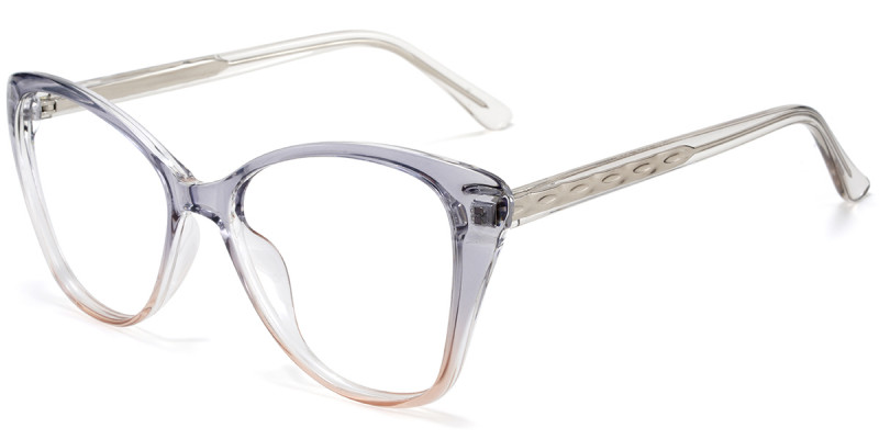 Butterfly Gray Frame