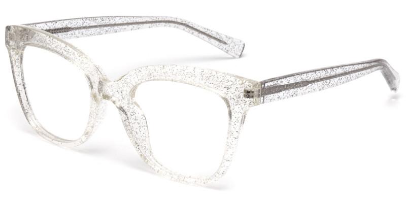 Square Crystal Sparkle Frame