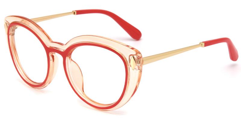 Cateye Pink Frame