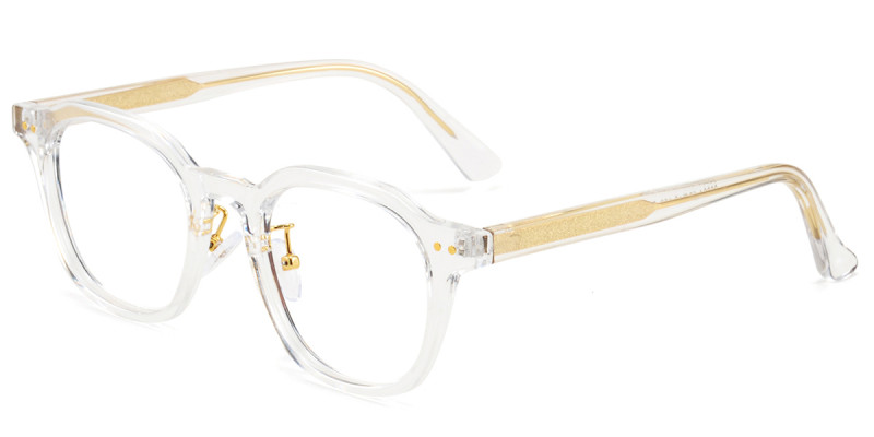 Square Clear Frame