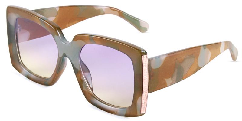 Rectangle Colorful Sunglasses