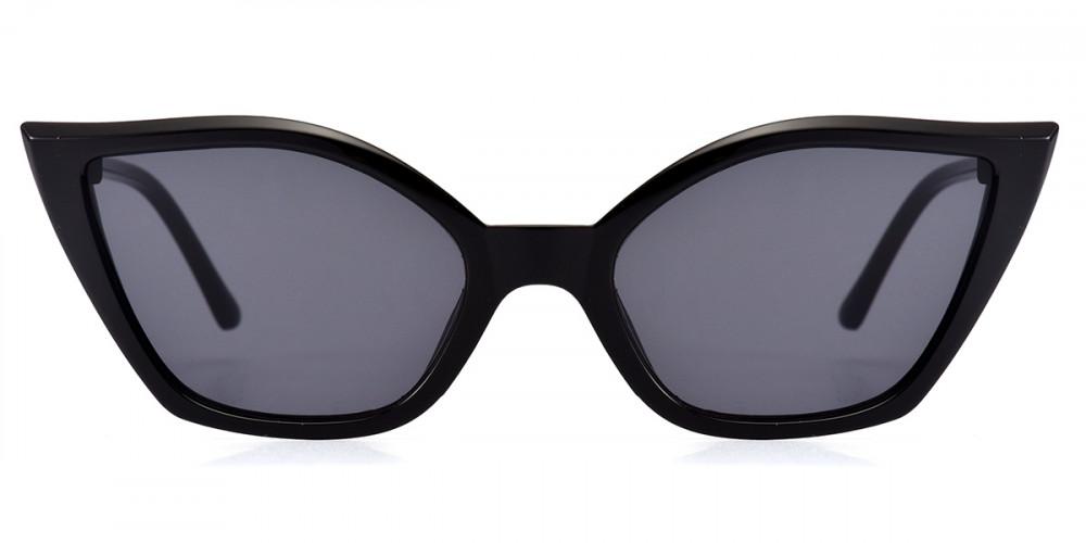 Cateye Black Sunglasses