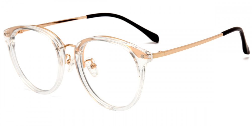 Manuel Round Clearl Frame