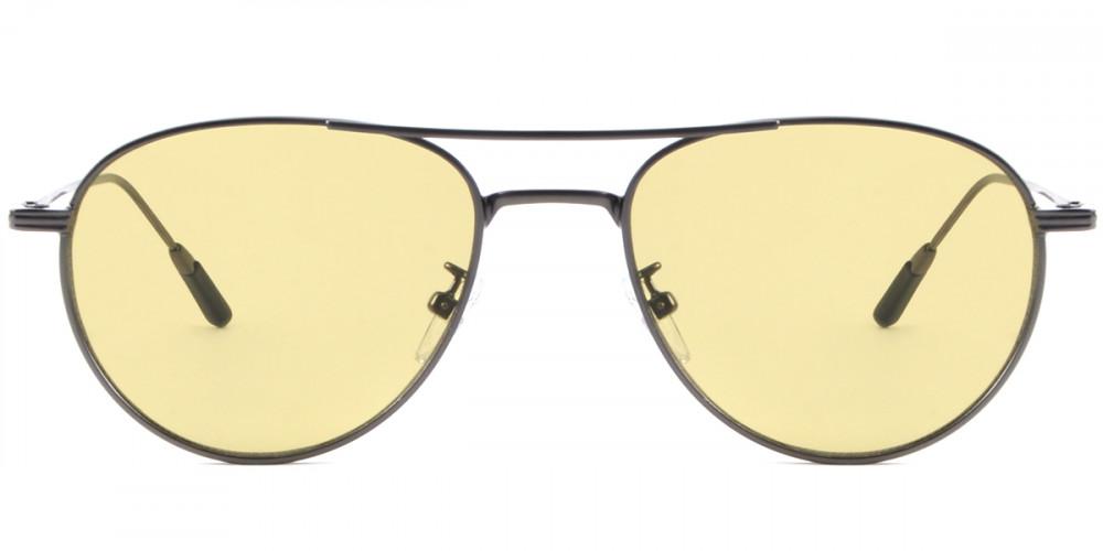 Tommy Aviator Gray Sunglasses