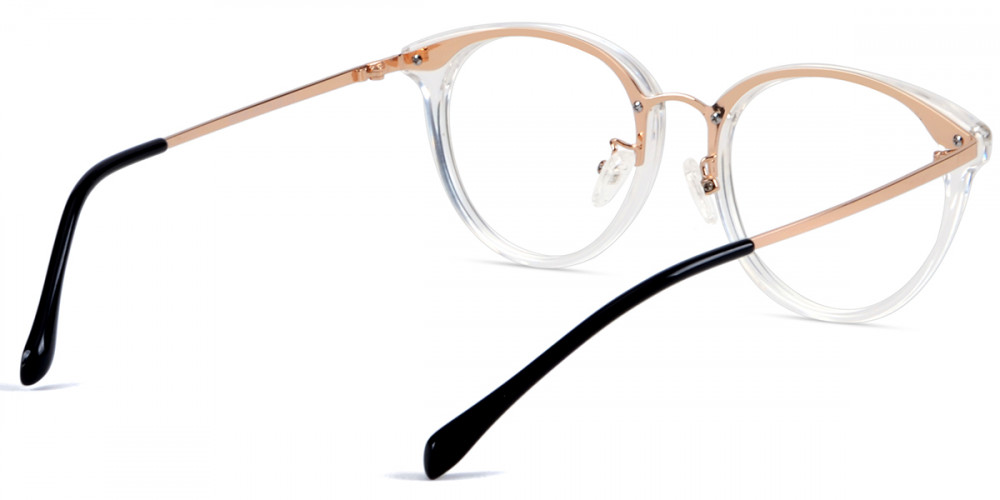 Round Clearl Frame