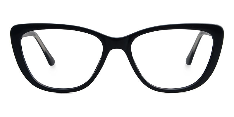 Denise Cateye Black Frame