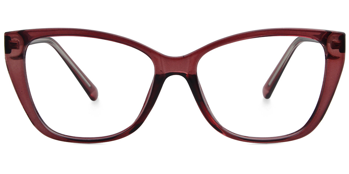 Tracey Cateye Red Frame