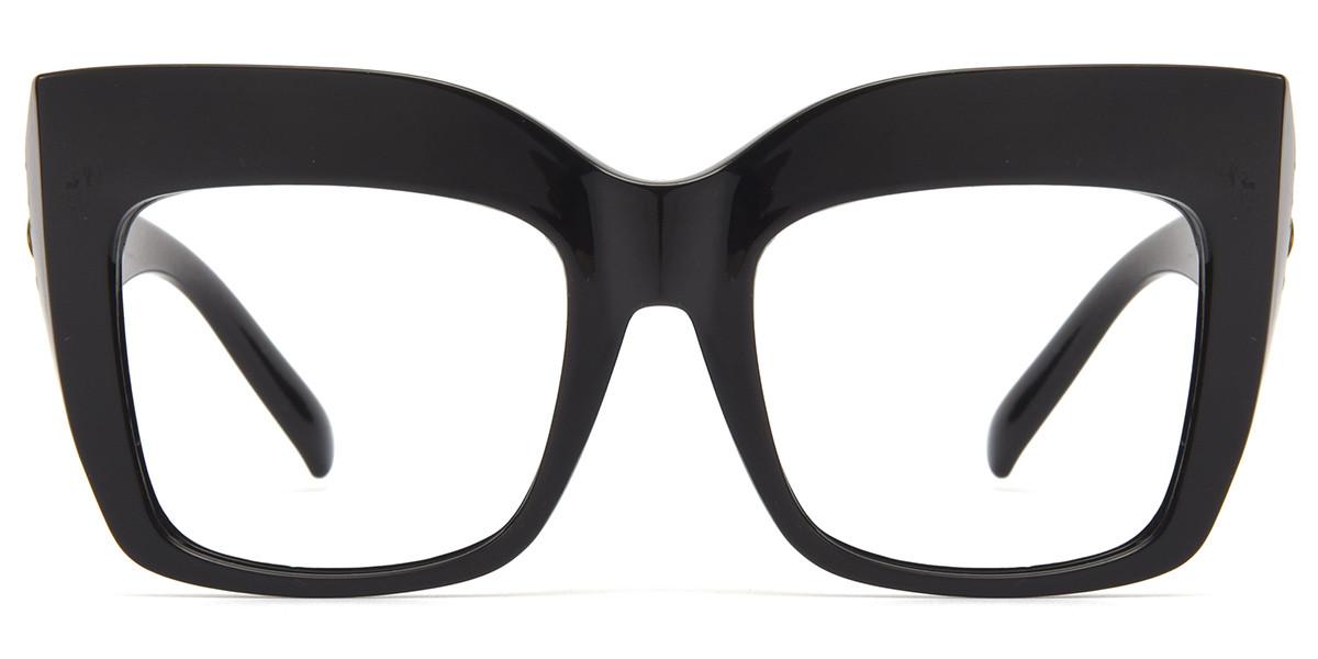 Cateye Black Frame