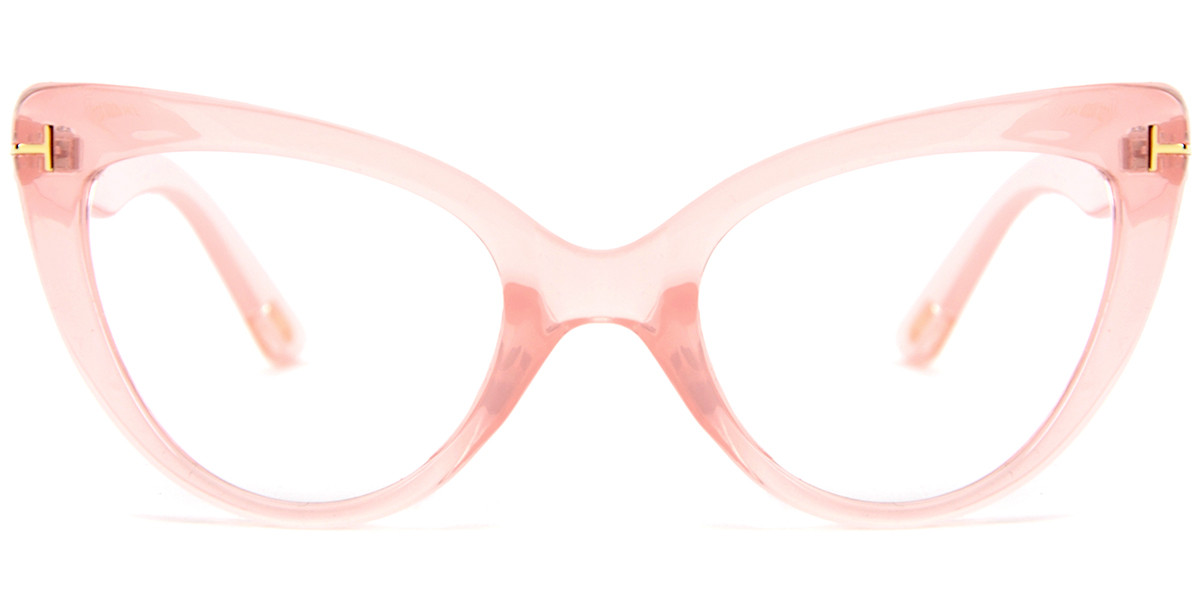 Kevin Cateye Pink Frame