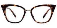 Achelous Cat Eye Tortoise Frame
