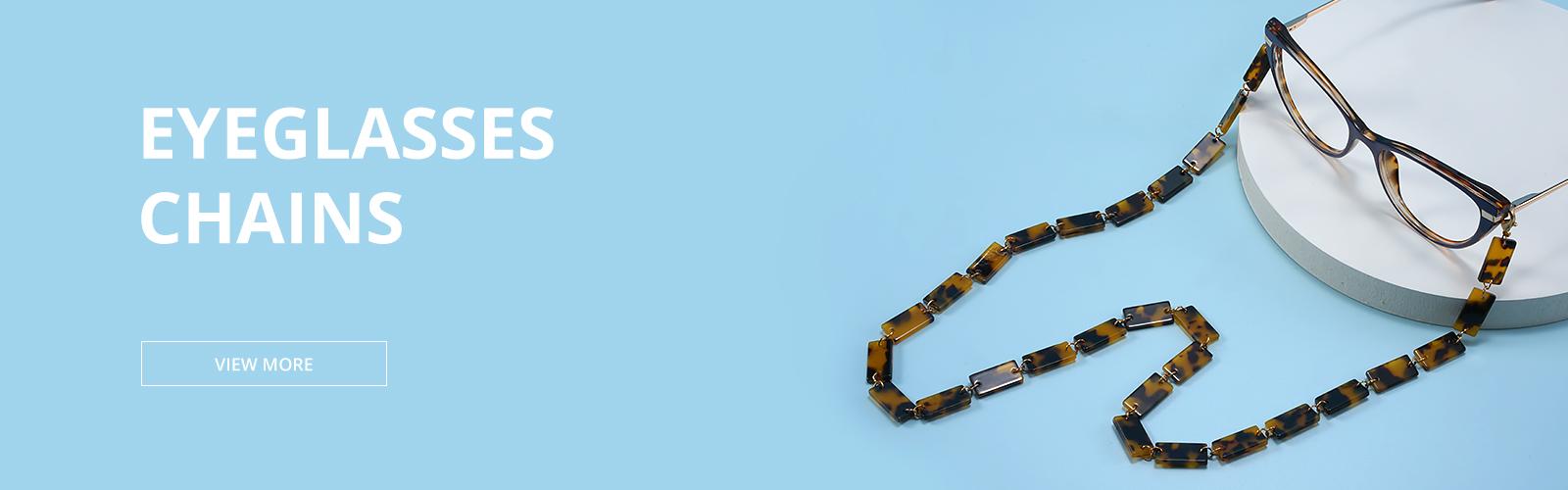 eyeglasses chains
