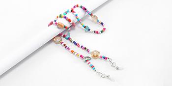 Colorful Eyeglasses Chain
